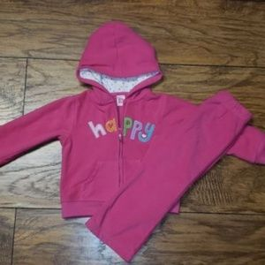 CUTE 2-Piece Infant Girl's Outfit by CARTERS 24 Mo
